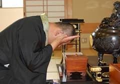 葬儀や法事法要に僧侶派遣